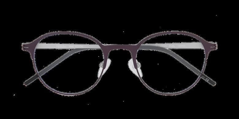 Lunettes de vue femme XENON violet/argenté