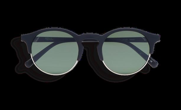 Lunettes de soleil femme LATINA noir - danio.store.product.image_view_face