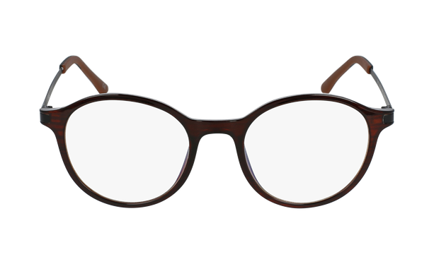 Lunettes de vue femme MAGIC 37 BLUEBLOCK marron - danio.store.product.image_view_face