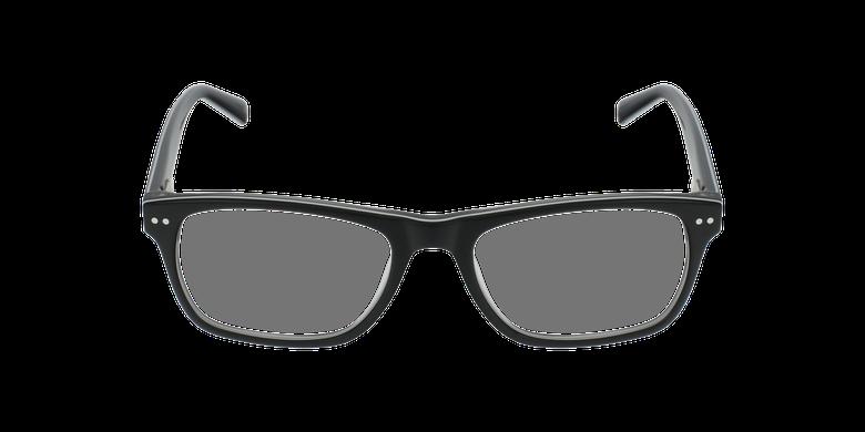 Lunettes de vue enfant TED noir/blancVue de face
