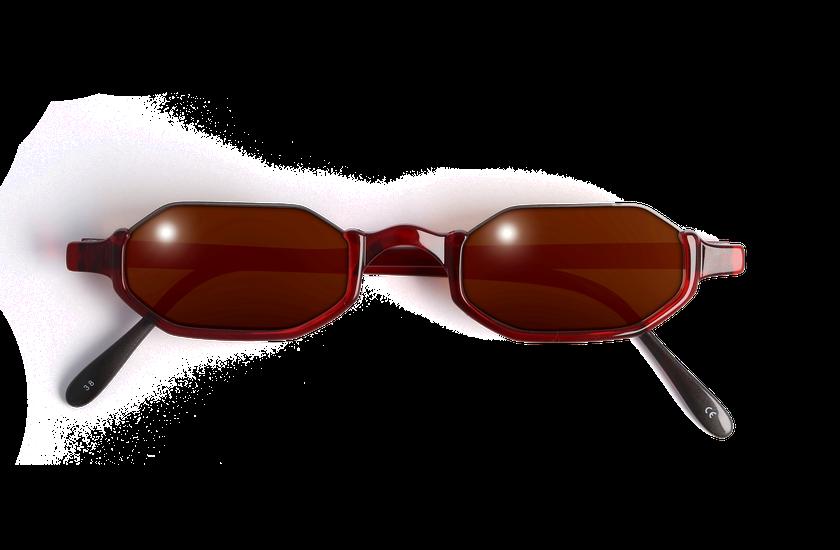 Lunettes de vue FT1S rouge - danio.store.product.image_view_face