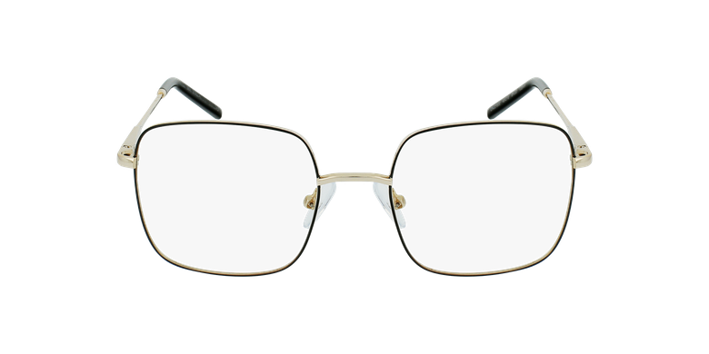 Lunettes de vue enfant STELLA noir/doré