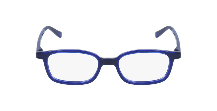 Lunettes de vue enfant REFORM PRIMAIRE 1 bleu - Vue de face