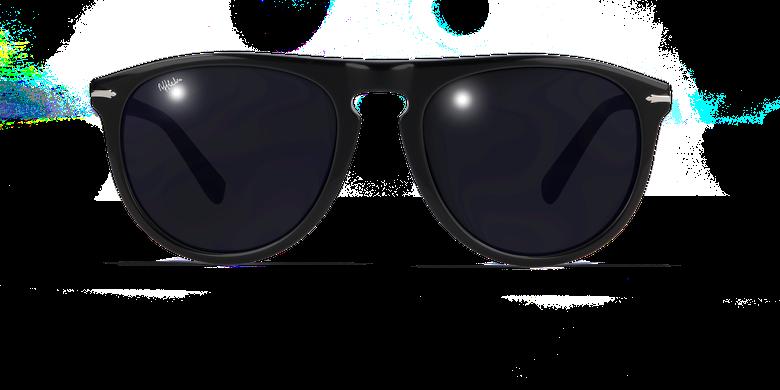 Lunettes de soleil homme LUIGI noir