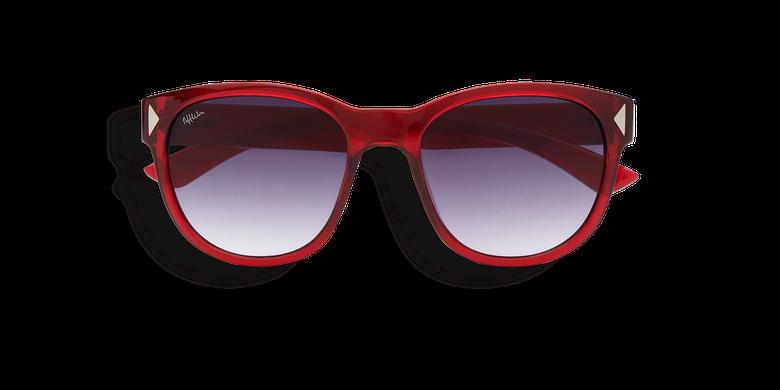 Lunettes de soleil femme ANITA rouge