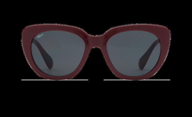 Lunettes de soleil femme CHALINA rouge - danio.store.product.image_view_face
