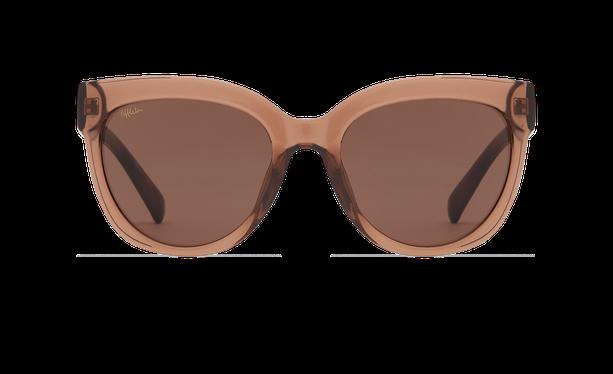 Lunettes de soleil femme TARIFA marron - danio.store.product.image_view_face