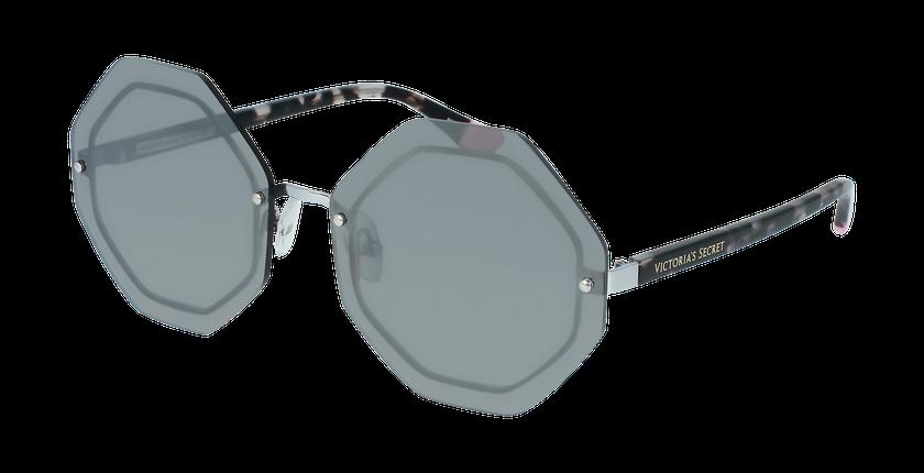 Lunettes de soleil femme VS0024 gris - vue de 3/4