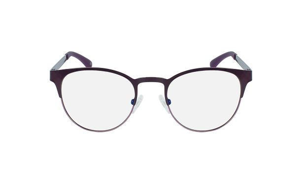 Lunettes de vue femme MAGIC 44 violet - Vue de face