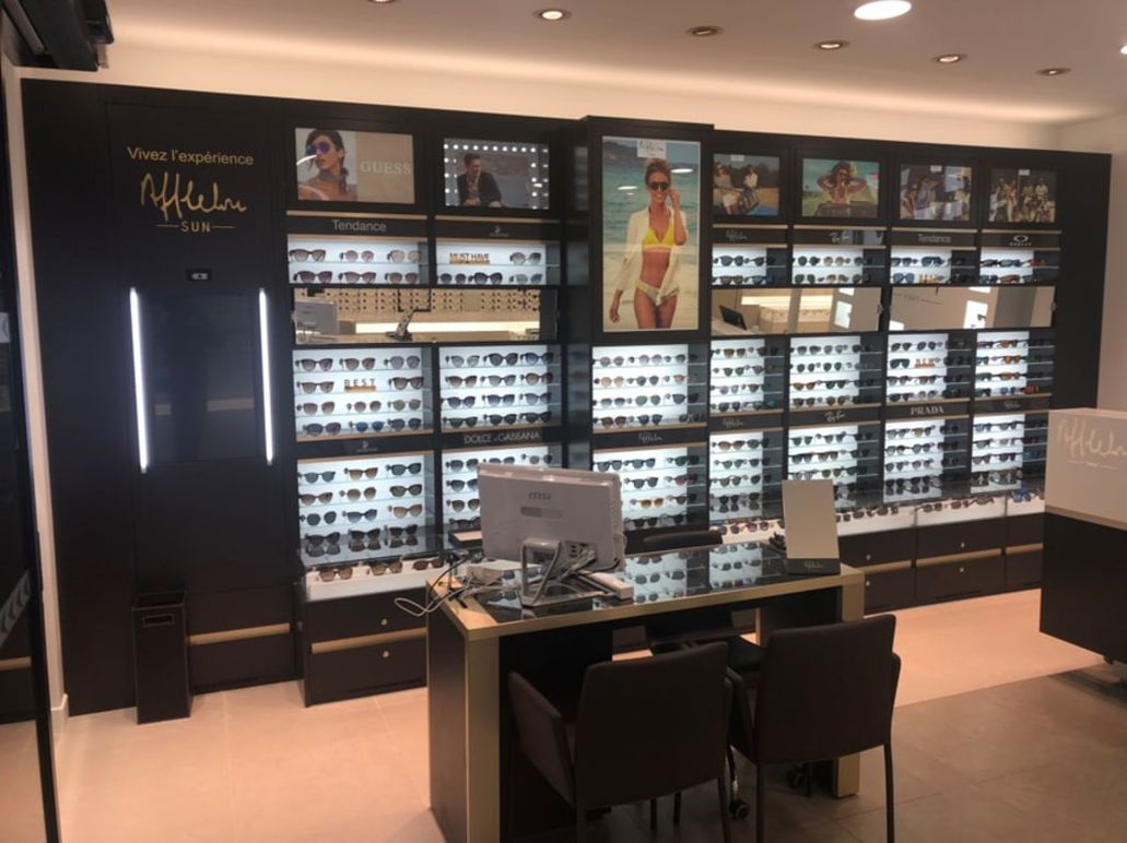 Opticien 1 Secretan Afflelou Avenue 75019 Paris rCsthQxd