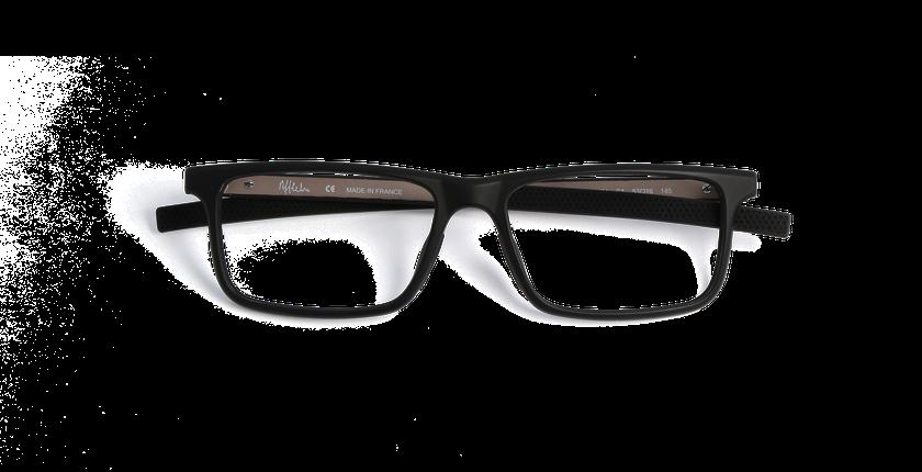Lunettes de vue homme SERGE noir - Vue de face