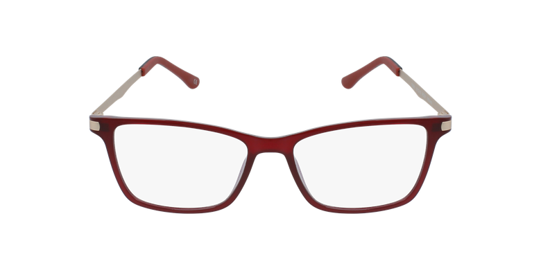 Lunettes de vue femme MAGIC 61 rouge