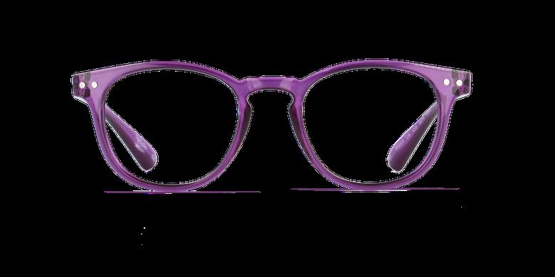 Lunettes de vue homme BLUE BLOCK HOMME violet