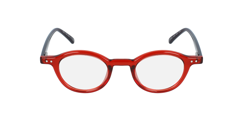 Lunettes de vue femme ALIDA rouge