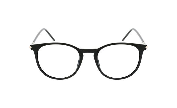 Lunettes de vue femme MAGIC 86 noir - Vue de face