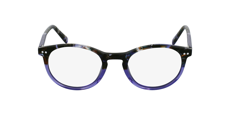 Lunettes de vue VIVALDI violetVue de face