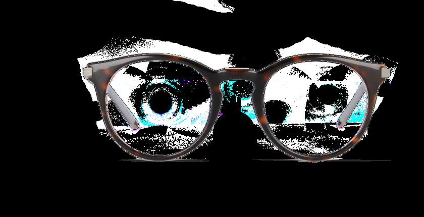 Lunettes de vue homme GOBLIN écaille - Vue de face