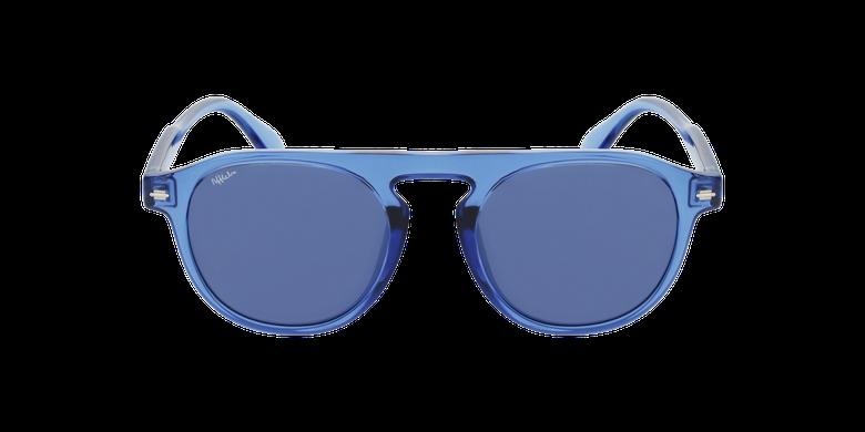 Lunettes de soleil BEACH bleuVue de face