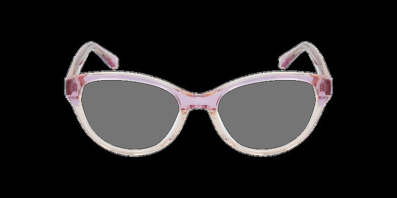 Lunettes de vue femme OAF20522 rose