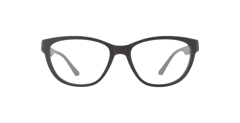 Lunettes de vue femme MIX TONIC 07 noir - Vue de face