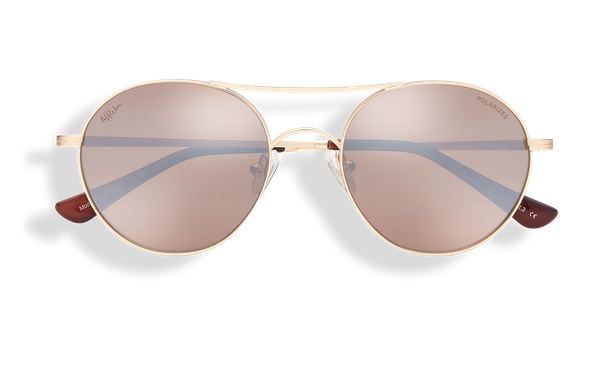 Lunettes de soleil EMON POLARIZED rose - danio.store.product.image_view_face