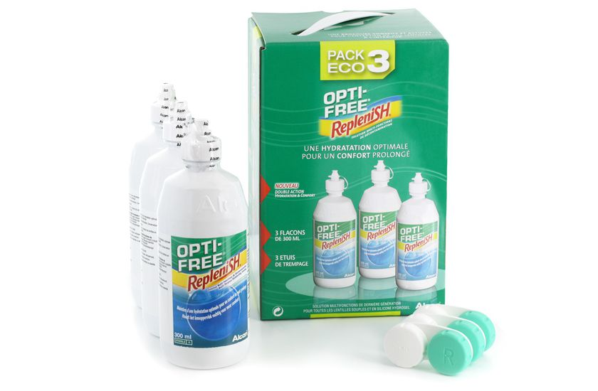 Opti-Free Replenish 3x300ml - danio.store.product.image_view_face