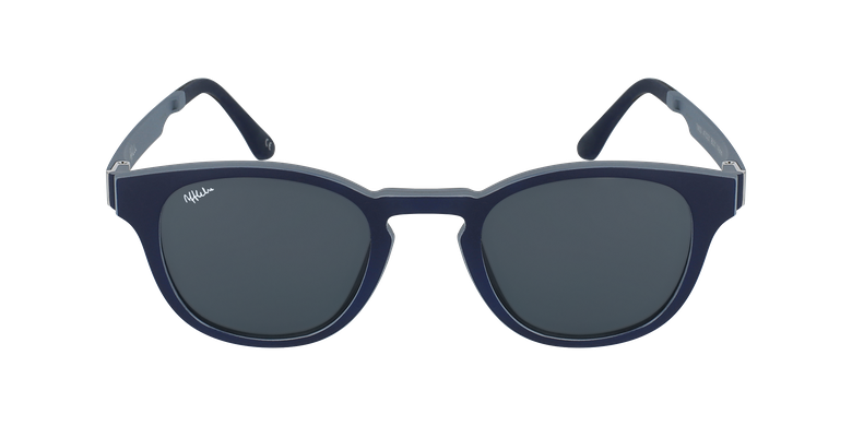 Lunettes de vue homme MAGIC 03 bleu/gris