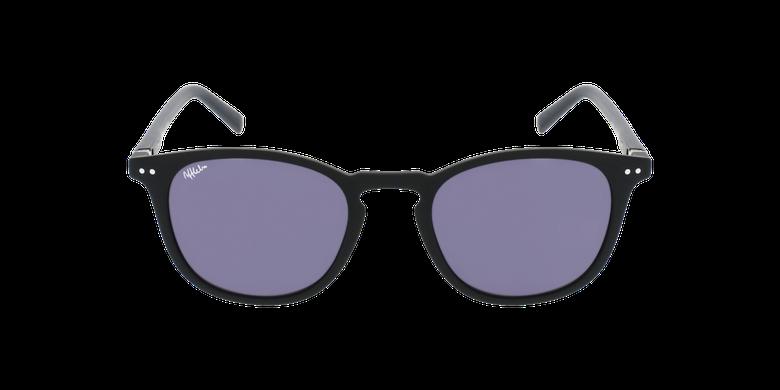 Lunettes de vue FORTY solaire Noire noir/noirVue de face