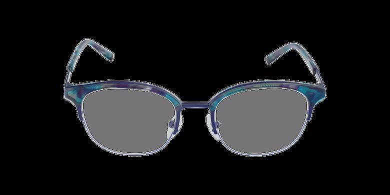Lunettes de vue BEKSINSKI violetVue de face