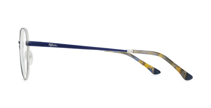 Lunettes de vue MAGIC 95 bleu/argenté - Vue de côté