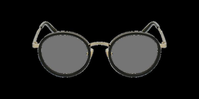 Lunettes de vue femme GG679OA noir/doré