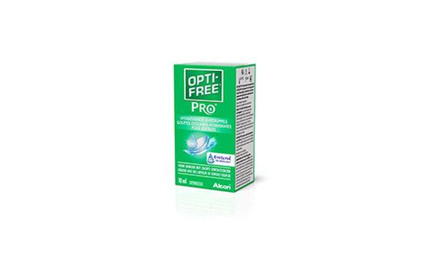Opti-free Pro Hydratant 10 ml