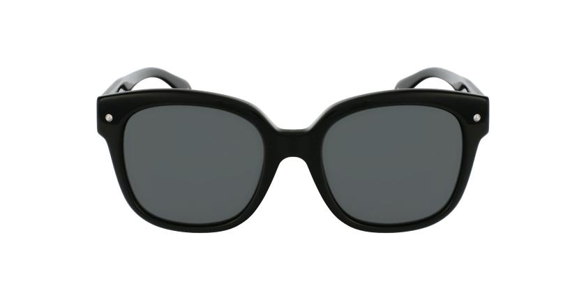 Lunettes de soleil femme BA5003S noir - Vue de face