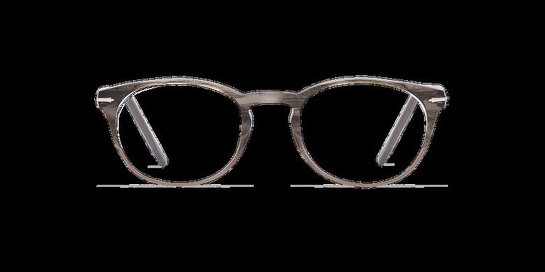 Lunettes de vue homme CHAMPAGNOLE gris/écaille