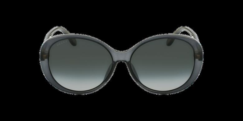 Lunettes de soleil femme GG0793SK gris