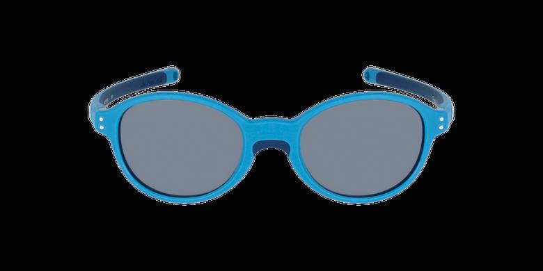 Lunettes de soleil enfant FRISBEE bleuVue de face