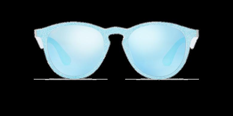 Lunettes de soleil femme VARESE bleu/blanc