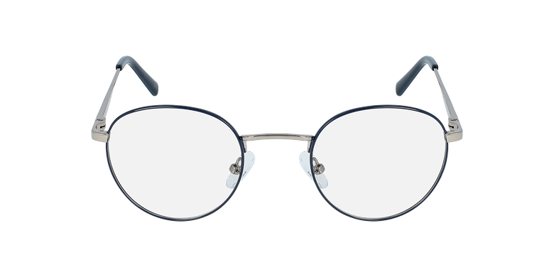 Lunettes de vue homme MARIN bleu/gris