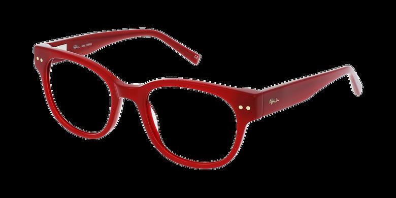 Lunettes de vue femme SWAN rouge
