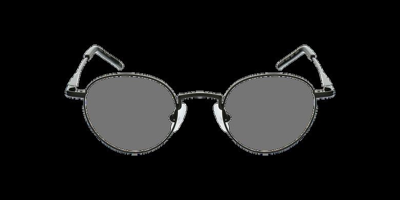 Lunettes de vue CLEO noirVue de face