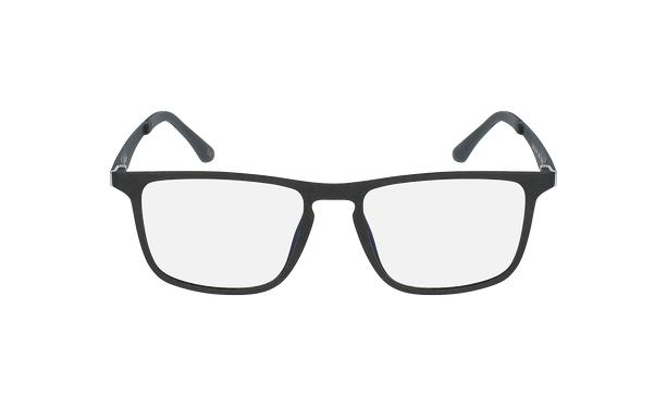 Lunettes de vue homme MAGIC 38 noir - Vue de face