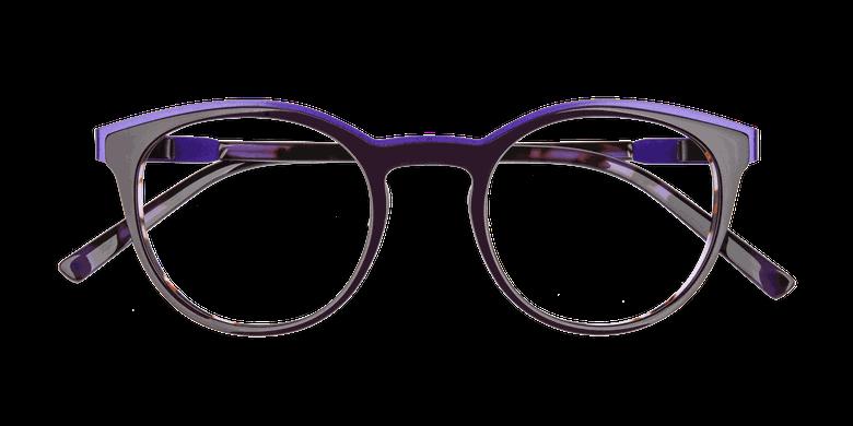 Lunettes de vue femme ALPHA8 violet