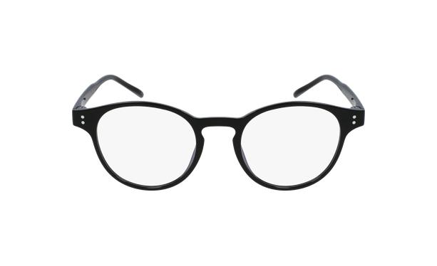 Lunettes de vue MAGIC 48 noir - Vue de face