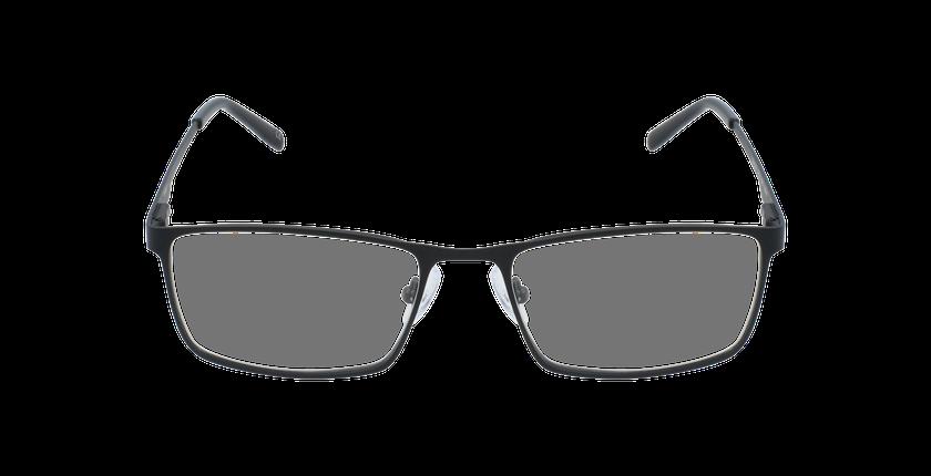 Lunettes de vue homme CEDRIC noir - Vue de face