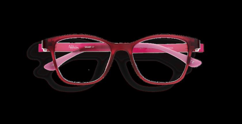Lunettes de vue femme MAGIC 17 violet/violet frozen - Vue de face