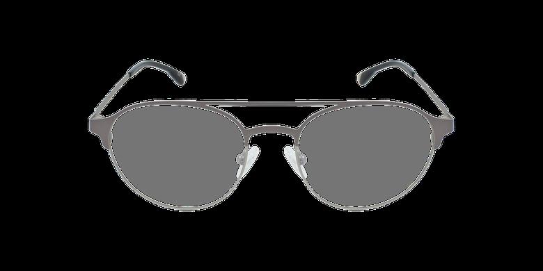 Lunettes de vue homme MAGIC 52 gris/argentéVue de face