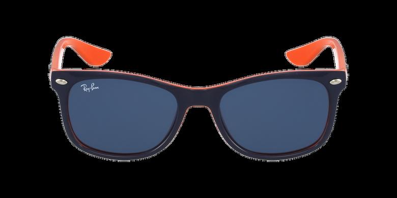 Lunettes de soleil enfant 0RJ9052S bleu/orangeVue de face
