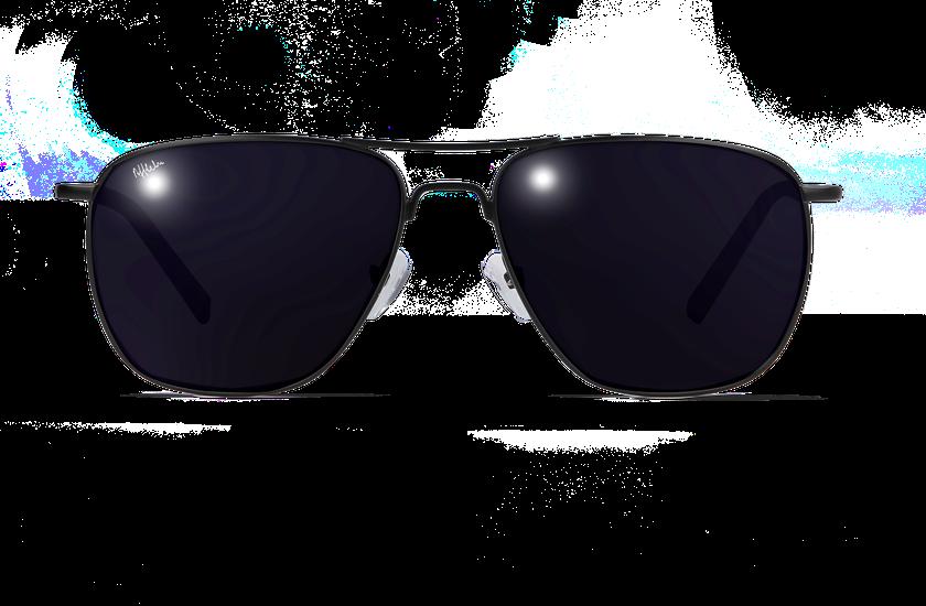 Lunettes de soleil homme SAH4855 noir - danio.store.product.image_view_face
