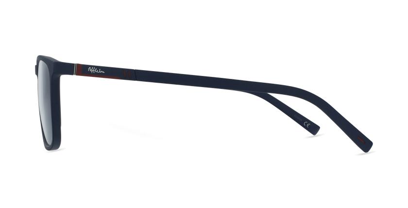 Lunettes de vue homme MALO bleu/rouge - Vue de côté