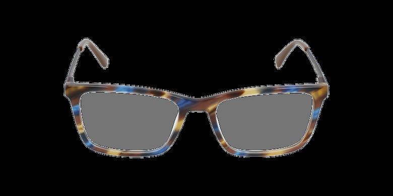 Lunettes de vue homme MARC bleu/marron